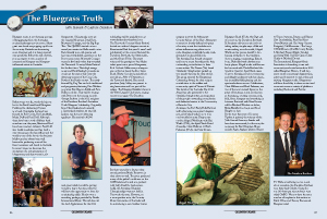 Country Update: Bluegrass Truth, Issue 64