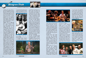 Country Update: Bluegrass Truth, Issue 80